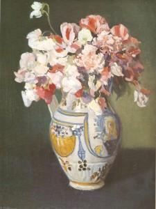 Talavera y flores,1921